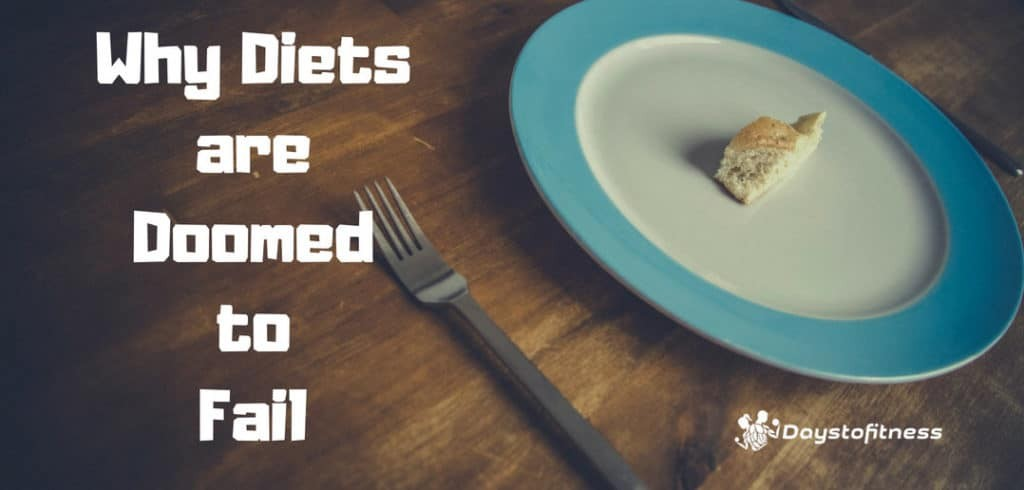 Why Diets are Doomed to Fail